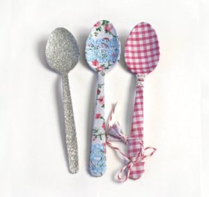 Cute Tea Spoons now who would not want these?